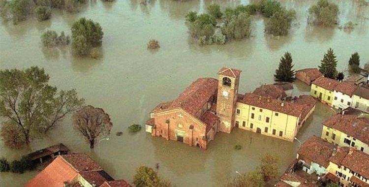 alluvione arena Po