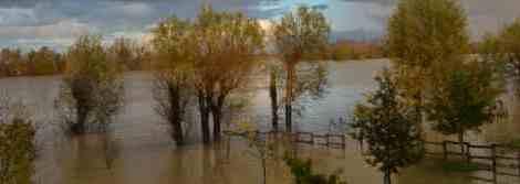 boretto inondazione